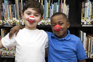 The fifth annual Red Nose Day took place on Thursday, May 23, 2019. Millions of Americans across the country came together to have fun, make a difference, and raise money and awareness to end child poverty – one nose at a time.