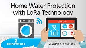 Eddy Home and LoRa Sensors