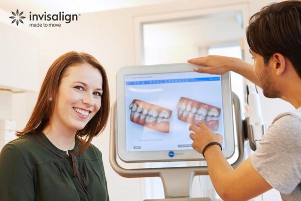 Julia and Dr Hagar