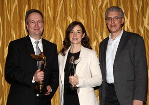 Dolby Laboratories Awarded by the Advanced Imaging Scoiety Photos Available on GlobeNewswire and Getty Images