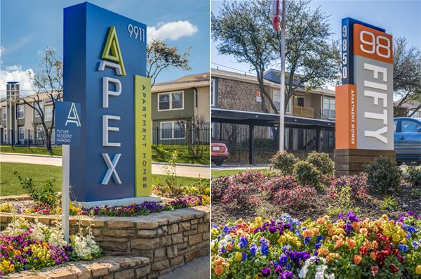 98Fifty and Apex, recently purchased by RockFarmer Properties