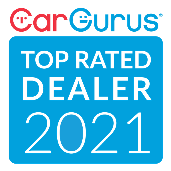 2021 CarGurus Top Rated Dealer