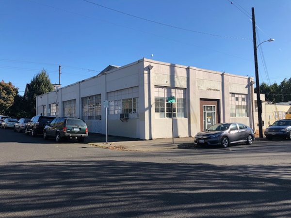Lloyd District Submarket of Portland, OR