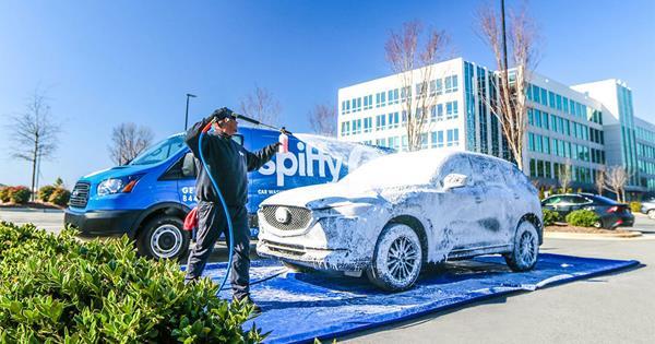 Media-approved car wash image 1
