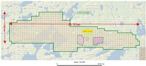 Gold Mineralized Zones at Signature's Lingman Lake Property Respond
