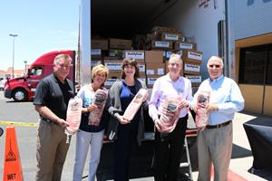 Smithfield Foods Helping Hungry Homes – El Paso, TX