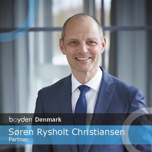 Søren Rysholt Christiansen, Partner