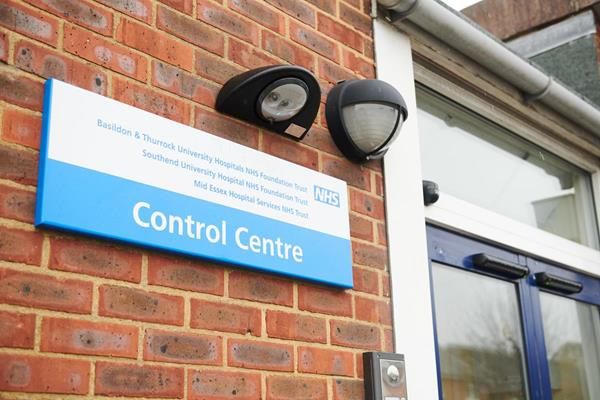 Mid Essex Hospital Services NHS Trust, Southend University Hospital NHS Foundation Trust, Basildon & Thurrock University Hospitals NHS Foundation Trust - known as the MSB Control Center