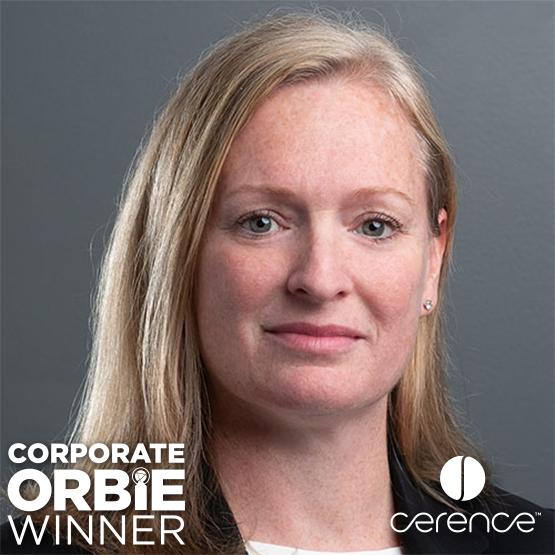 Bridget Collins, 2021 Corporate BostonCIO of the Year