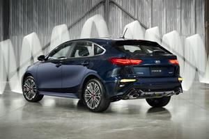 All-New 2020 Kia Forte5 Makes its North American Debut as