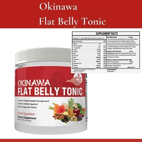 Okinawa Flat Belly Tonic reviews update. Detailed information on where to buy Okinawa Flat Belly Tonic for weight loss, ingredients, pricing, benefits, and much more about Okinawa Flat Belly Tonic.
