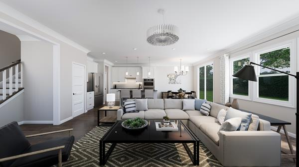 New townhome offerings at Ashburn in Fort Mill, S.C.