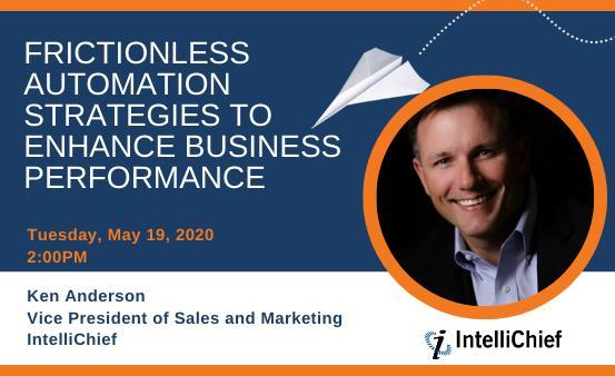 Frictionless Automation Strategies to Enhance Business Peformance
