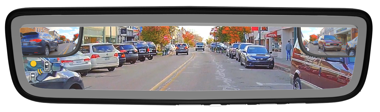 Gentex CMS Full Display Mirror