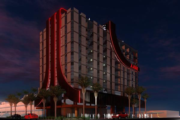 Atari-Hotels Render