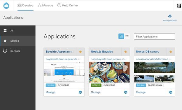 Node.js and Drupal on Acquia Cloud
