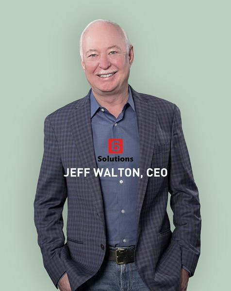 Jeff Walton, CEO of 6 Solutions
