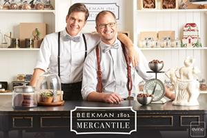 Josh Kilmer-Purcell and Brent Ridge launch Beekman 1802 Mercantile