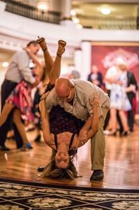 Swing Dance for Charity