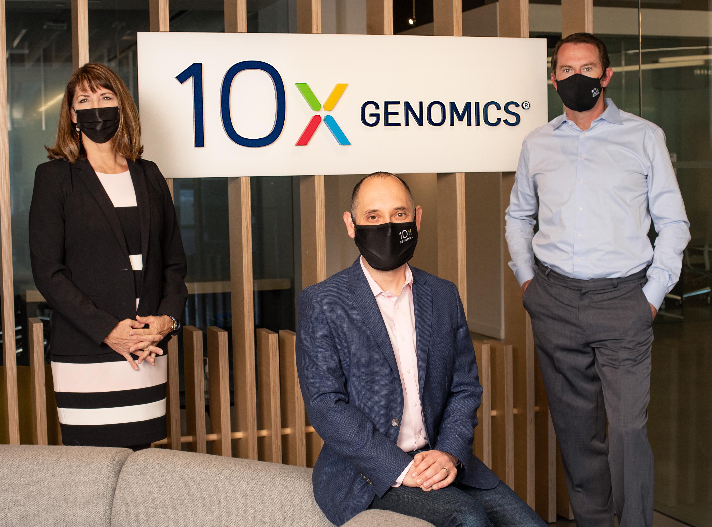 10x Genomics Expands in Pleasanton, California