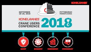 Konecranes Crane Users Conference 2018