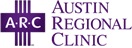 Austin Regional Clinic (ARC) is a multispecialty medical group committed to providing comprehensive healthcare services throughout the greater Austin area. Founded by three physicians in 1980, ARC now provides health care to over 500,000 area residents in 27 locations in 11 cities, including both primary and specialty care. ARC is unique to the Central Texas area because of the widespread locations, convenient services, and quality assurance programs. ARC patients enjoy access to such conveniences as same-day appointments, 24/7 online and phone appointment scheduling, ARC MyChart patient portal, After Hours Clinics, and nursing services through the night. Most ARC clinics also offer on-site radiology and lab services and some clinics offer specialty programs such as a travel clinic and Healthiness program. For more information, visit www.austinregionalclinic.com.