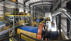 Sugar Zone Mine Process Plant