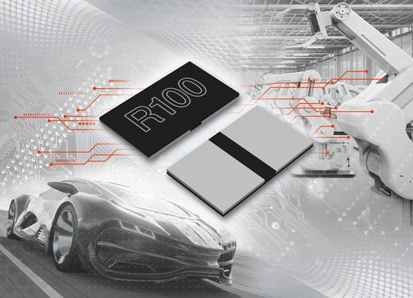 ROHM's expanded lineup of GMR320 series shunt resistors are ideal for high-power applications in the automotive, industrial equipment, and home appliance sectors