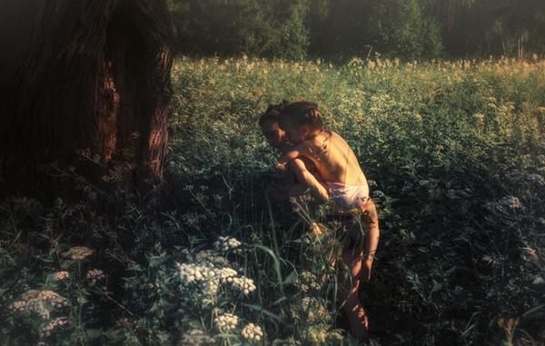 Sergey Prahov - In the fields