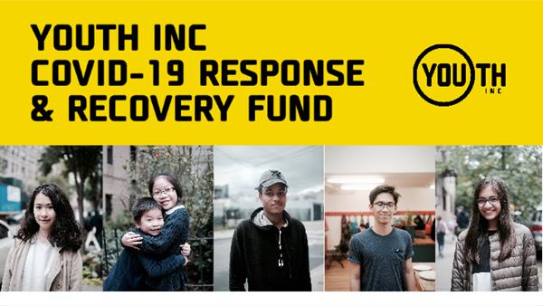 Youth INC COVID-19 Response and Recovery Fund