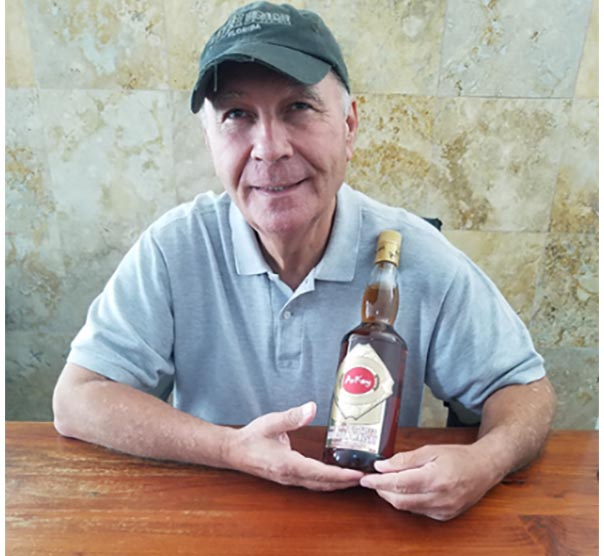 Reynald Grattagliano - World's First Inventor of Alcohol-Free Liquor