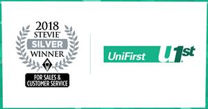 UniFirst Corporation Wins 2018 Silver Stevie® Award for Customer Service