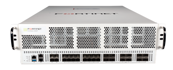 Fortinet FortiGate 4400F - The World's First Hyperscale Firewall