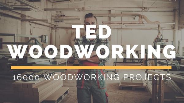 Teds Woodworking program