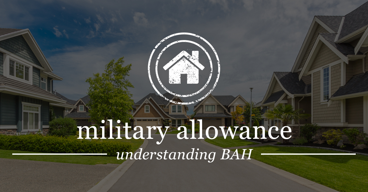 Lincoln Military Housing BAH Infographic Header