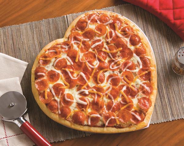 HeartBaker Pizza