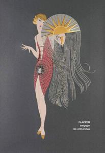 martin lawrence galleries celebrates the holidays in erté style
