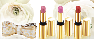 Diamond Powder Lipstick Refills in Gold