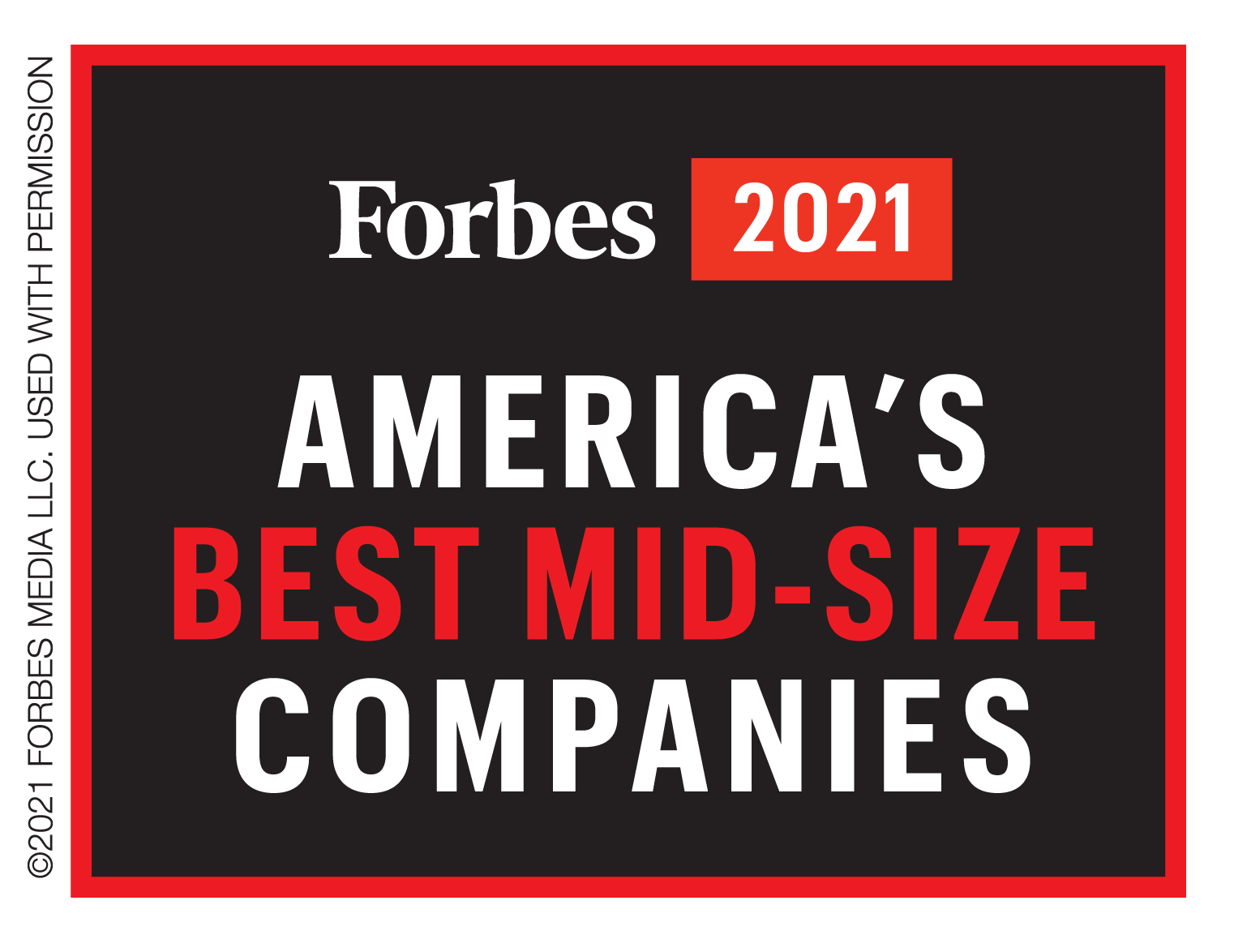 Forbes2021AmericasBestMid-SizeCompanies