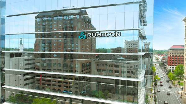 Rubicon's new Lexington, Kentucky Headquarters in Daytime