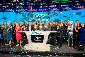 ForeScout Technologies, Inc. Rings The Nasdaq Stock Market Opening Bell in Celebration of Its IPO