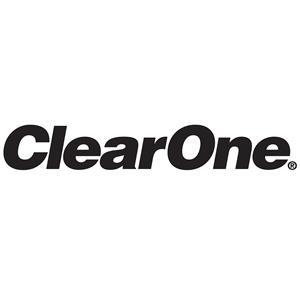 ClearOne Logo- Black -300DPI square proportion