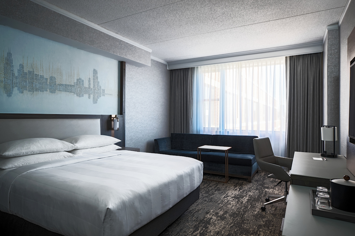CHICAGO MARRIOTT AT MEDICAL DISTRICT / UIC DEBUTS NEW GUEST
