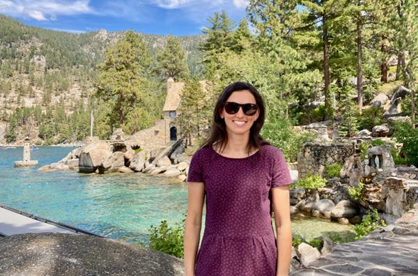 Monica Arienzo, Ph.D., awarded a CAREER Award from the National Science Foundation – the first such award received by a DRI scientist in the Institute's 62-year history.