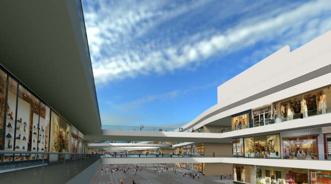Massive new Retractable skylight coming to Deira!