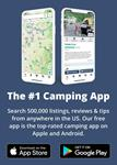 The Dyrt Camping Search App