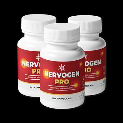 Nervogen Pro Reviews - Real Nerve Pain Ingredients or Fake Supplement?