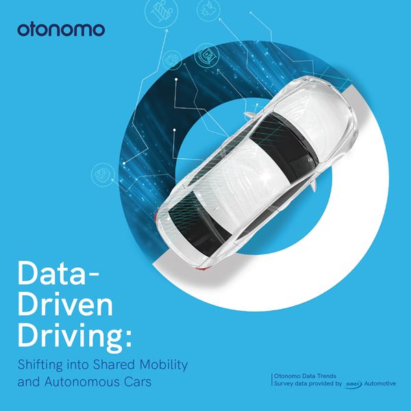 New Otonomo Report: Shared Mobility and AV - Who wants them?