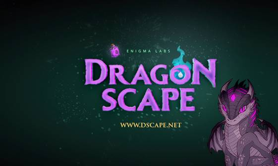 """Enigma Labs Launches """"DragonScape"""" Play-to-Earn Public ICO 1"""