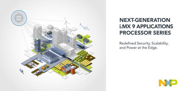 NXP i.MX 9 Applications Processors